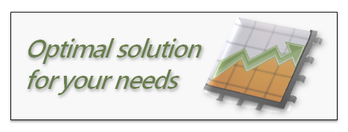 Optimal solution for your needs
