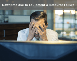downtime-due-to-equipment-resource-failure