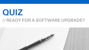 Quiz_ Software Upgrade