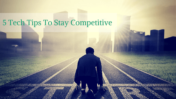 Staying Competitive in Business With IT