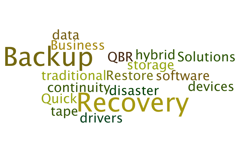 The Main Differences between Data Backup and Business Continuity