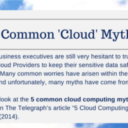 cloud-myths